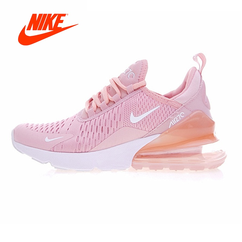 4fcc1a6ec Original Authentic Nike Air Max 270 Women s Running Shoes Sneakers Sport  Outdoor Breathable Lightweight Good Quality